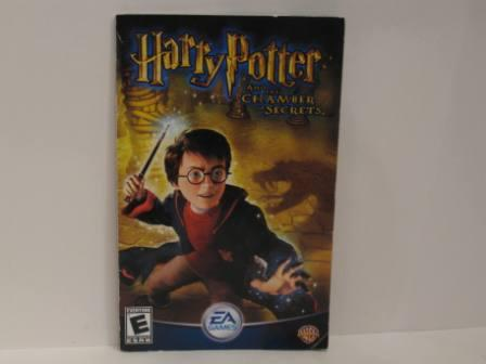 Harry Potter and the Chamber of Secrets - PS2 Manual